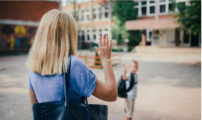 Como facilitar a adaptação de seu filho à escola