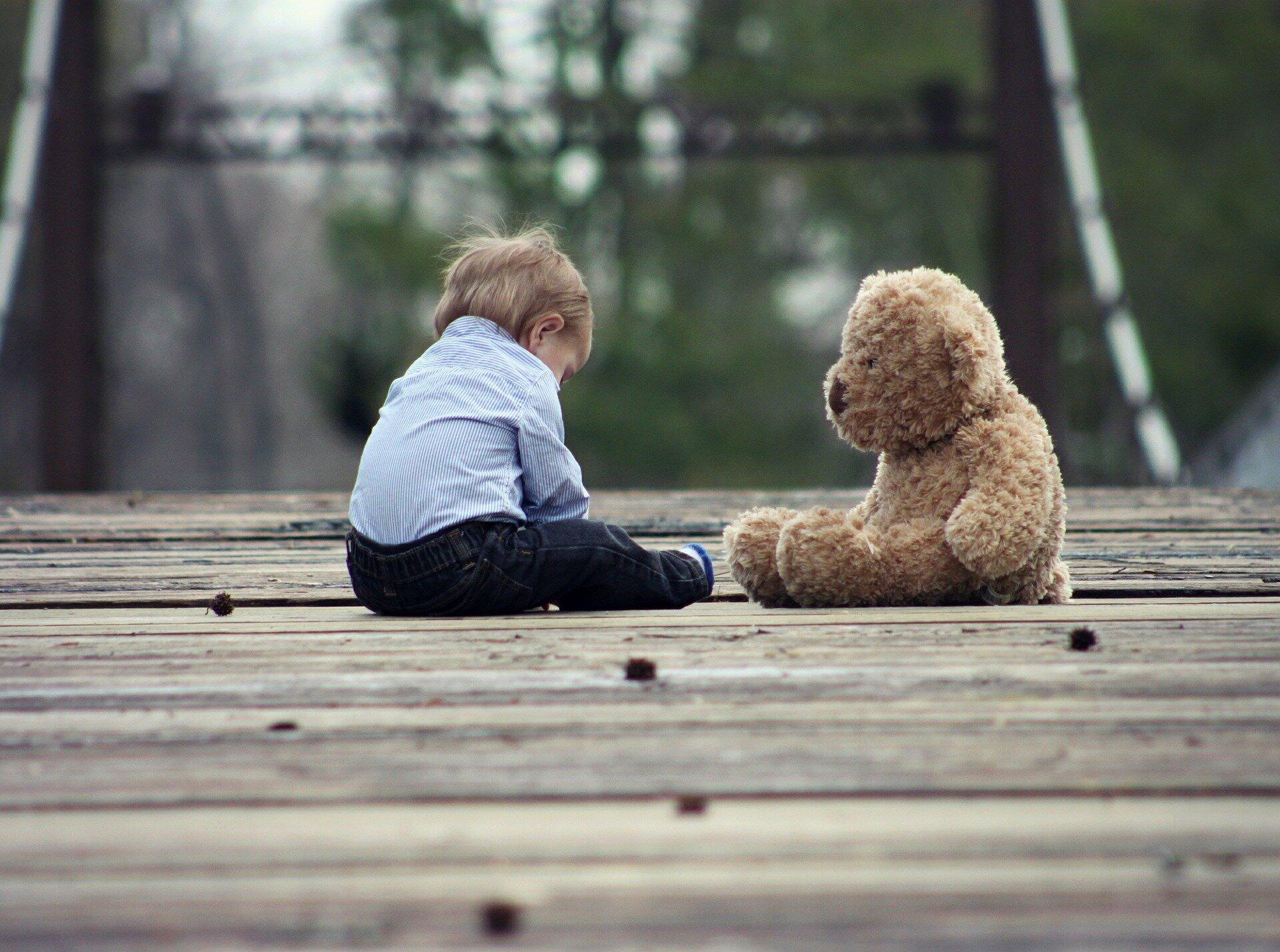 Como ajudar os pequenos a lidar com a perda?